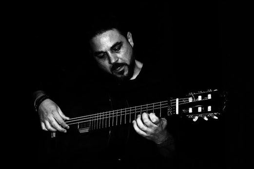 Jesús Carrasco, guitarrista